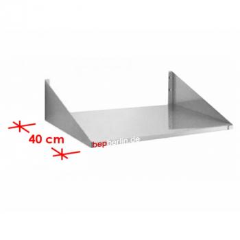 bep gastro planung wandbord konsole 55 x 40 cm tief. Black Bedroom Furniture Sets. Home Design Ideas